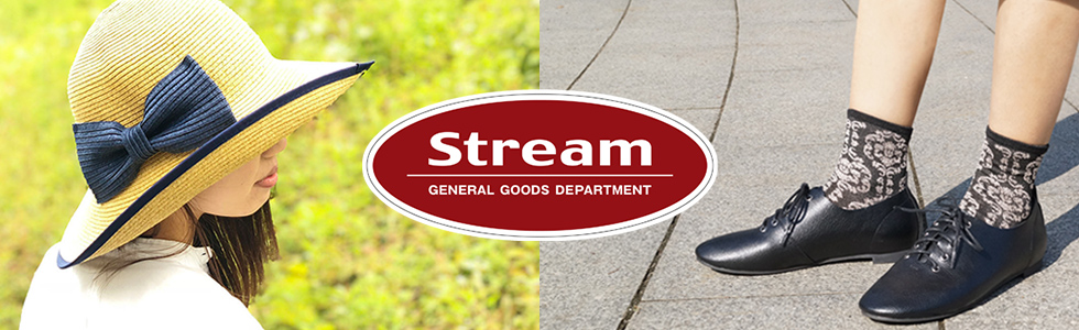 Stream / GENERAL GOODS DEPARTMENT